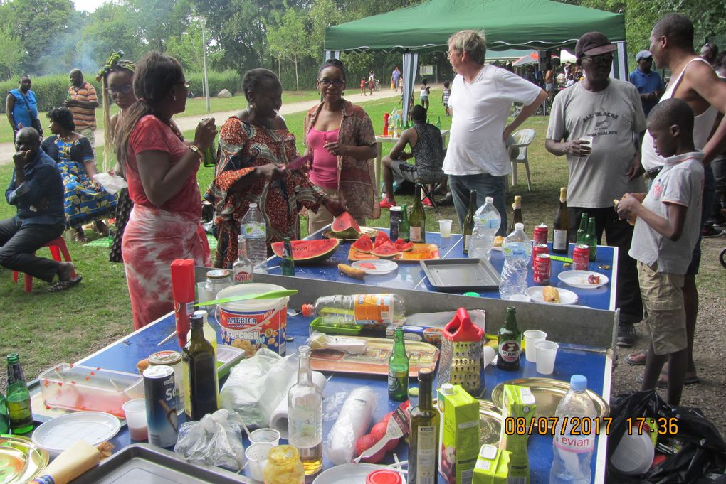 Photos Barbecue du 8 juillet 2017