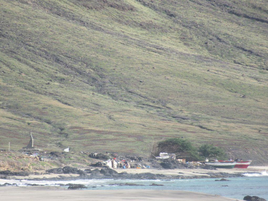 Robinsonade à l'Ilha de Santa Luzia