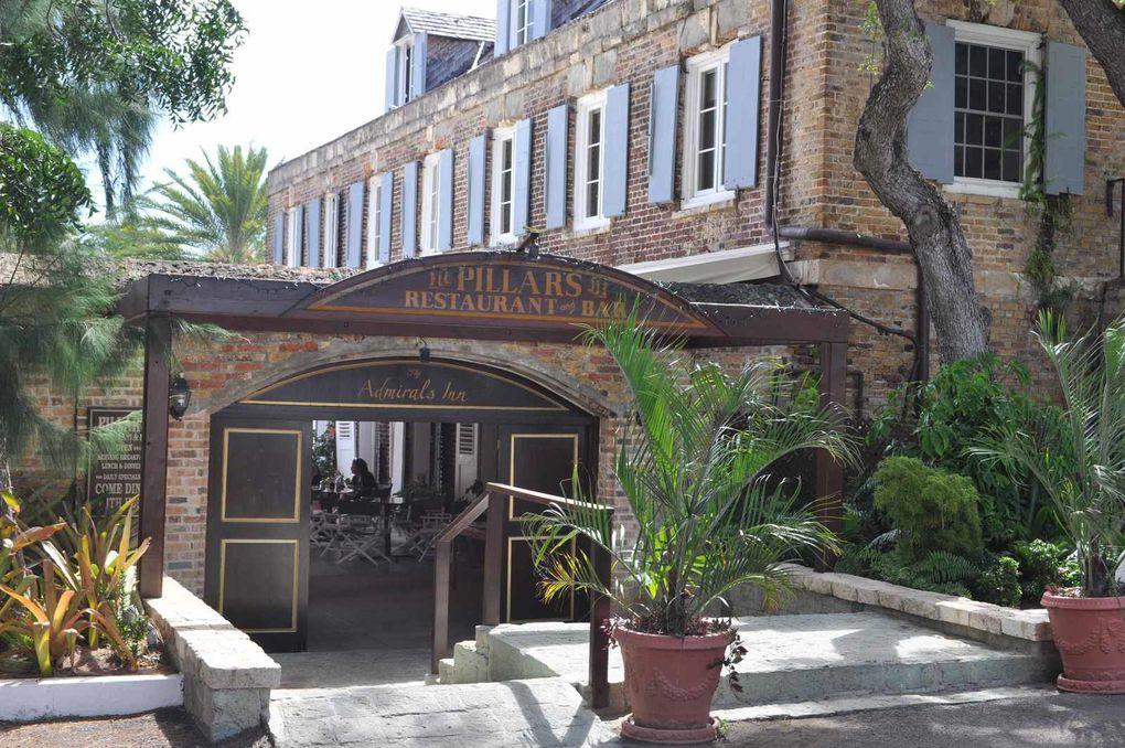 Nelson's Dockyard - Unesco World Heritage Site
