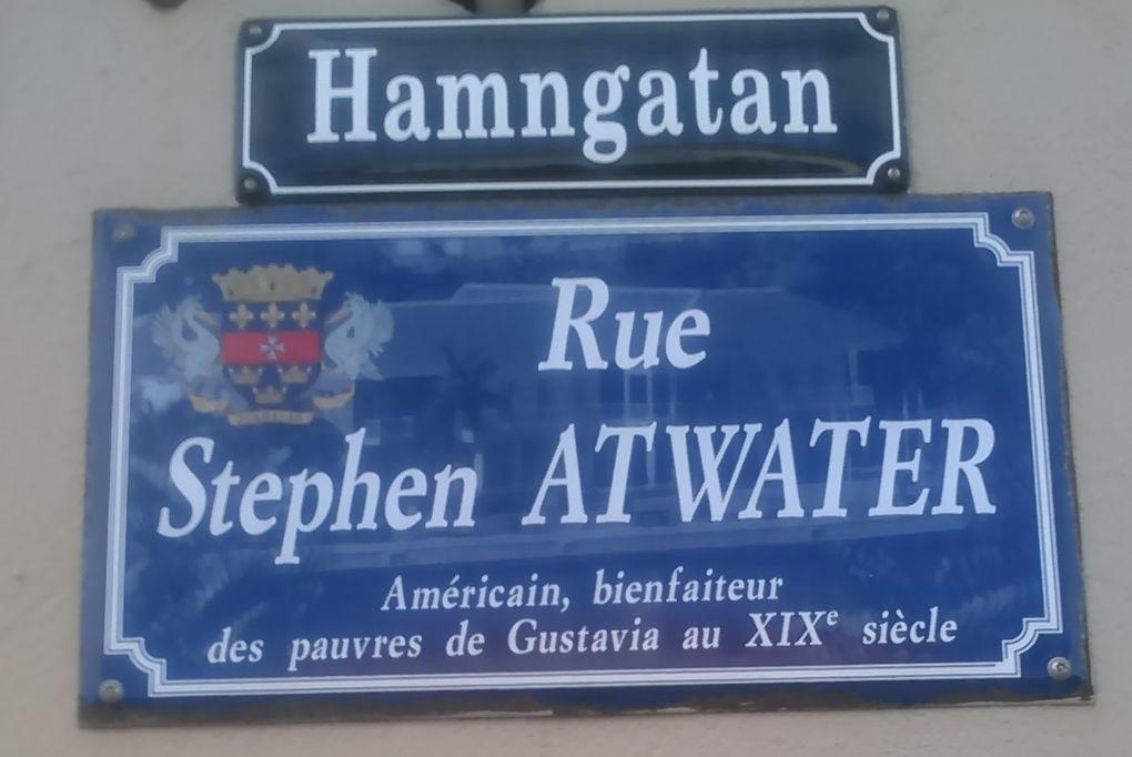 Stephen Atwater semble être moins occupé