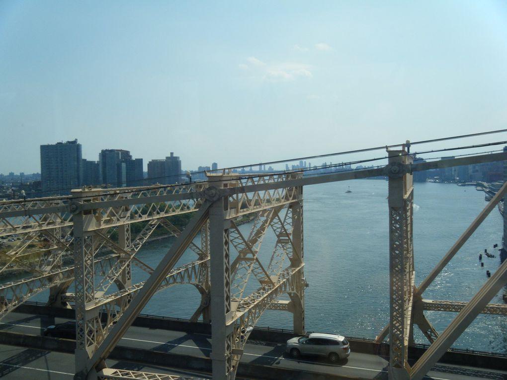Téléphérique entre Manhattan et Roosevelt Island