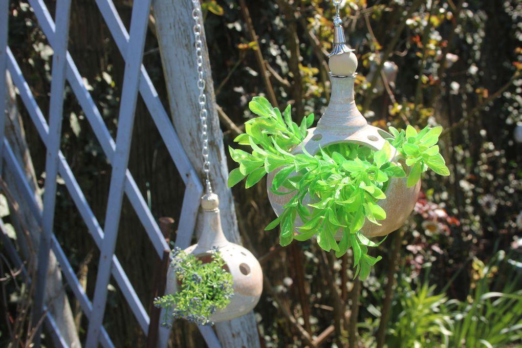 suspensions pour les plantes