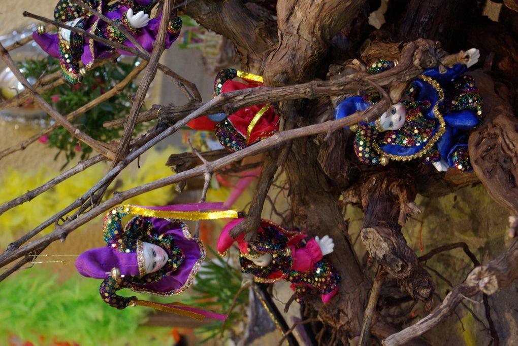 Décoration pour Carnaval 2014 par les élèves de Mme Deforge