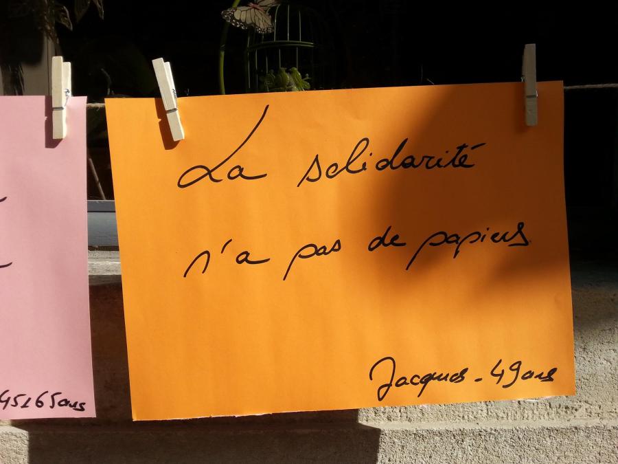 Ingrid Convers et Philippe Buvat ont choisi de donner la parole aux citoyens lambdas