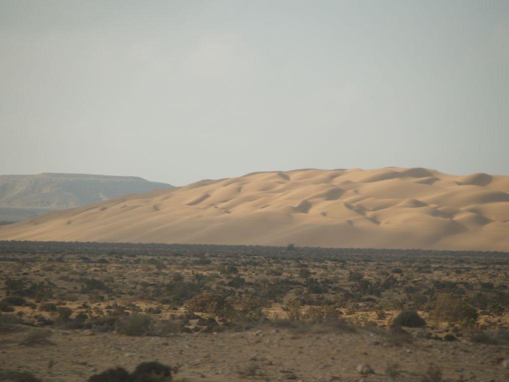 Tarfaya ville fantôme das les sables!