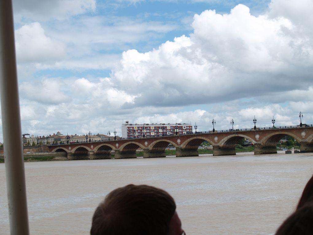 quelques vues de Bordeaux