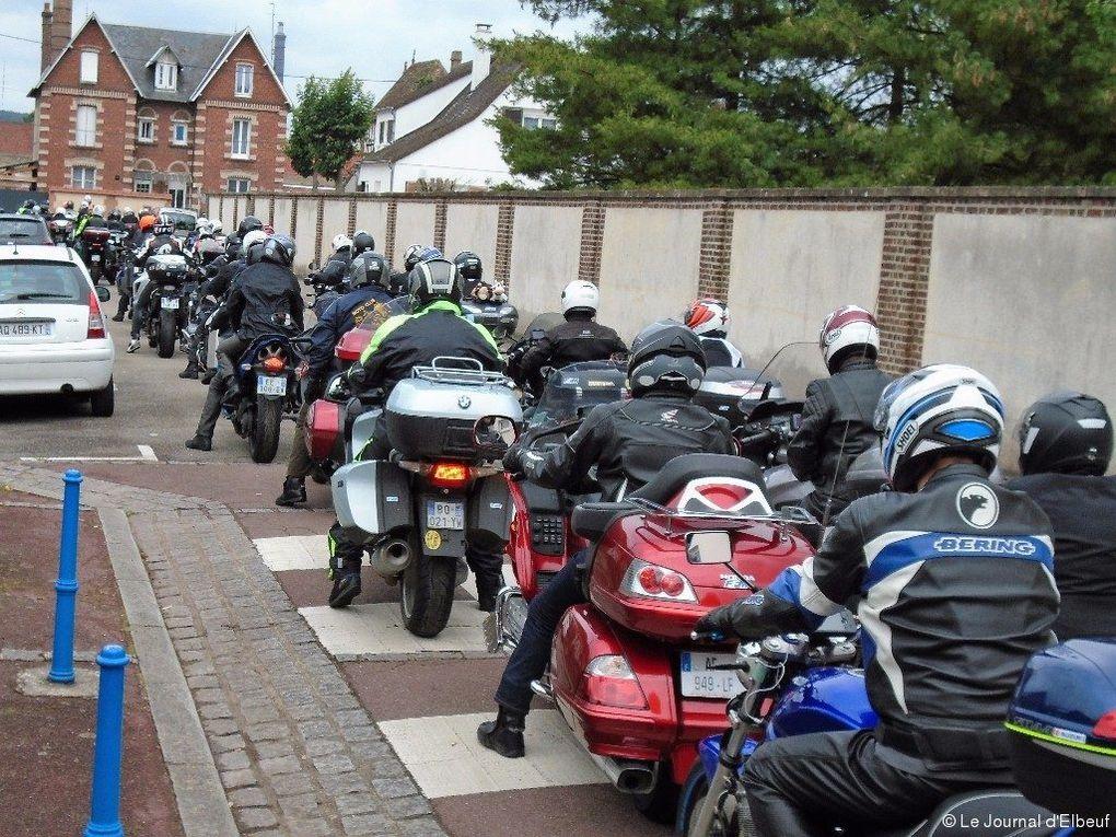 Une belle initiative pour ce club qui est organisé par ce club et que la Fédération soutien sur cette initiative locale et très apprécié des motards.