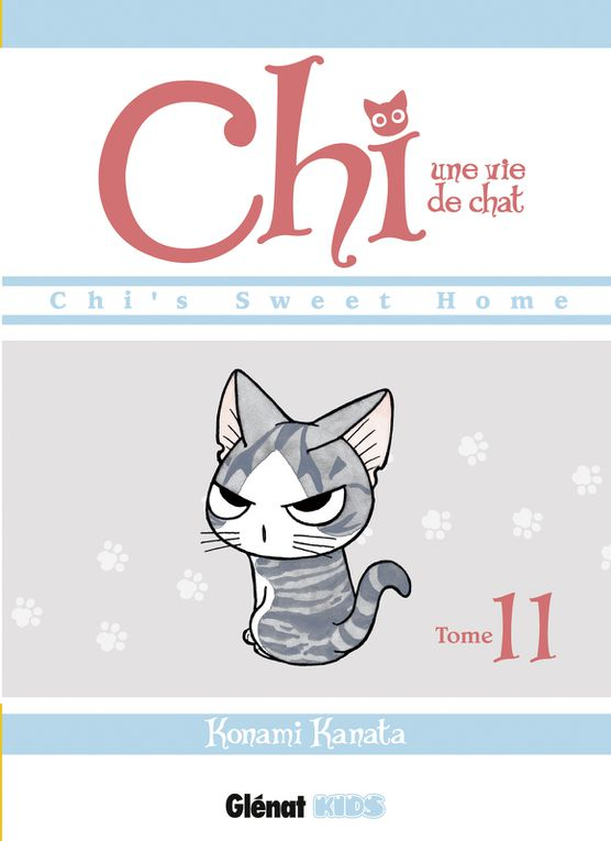 Blue Exorcist tome 13, Hello Kitty (one-shoot), Kids on the slope tome 9 chez Kazé, Chi une vie de chat tome 11 chez Glénat, The demon prince and Momochi tome 2 chez Soleil