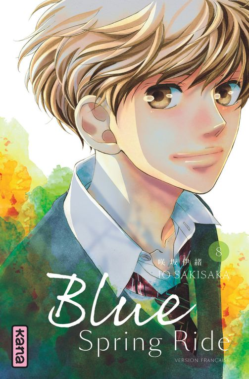 Master keaton tome 9, Blue spring ride tome 8 et Kamisama dolls tome 9 chez Kana