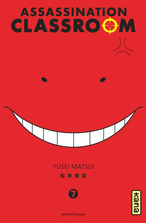 Assassination classroom tome 7, Mon histoire tome 5, Witchcraft works tome 5 chez Kana