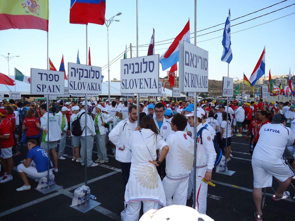 Maccabiades 2013 - Israel
