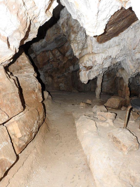 La grotte de brando