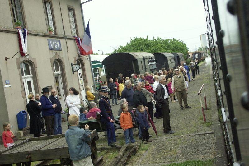 Le Chemin de Fer Touristique de la Vallée de la Canner en Moselle