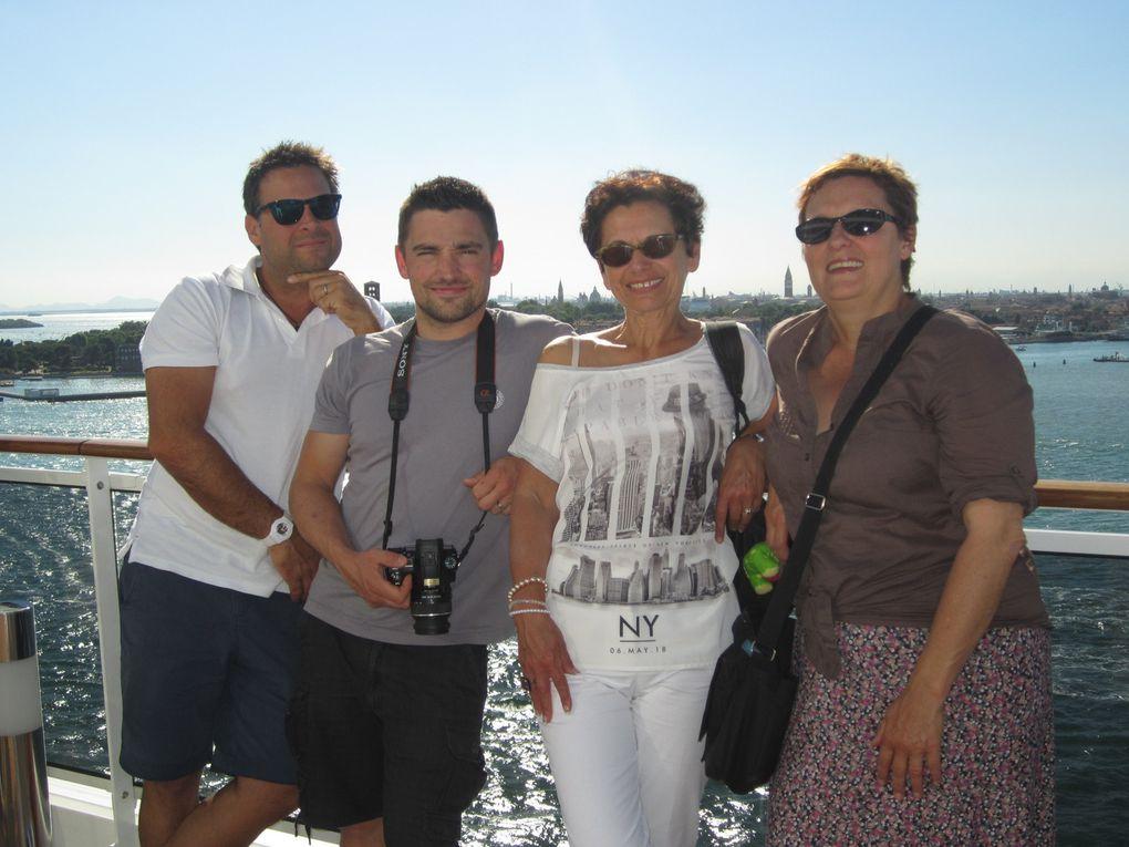 Le départ de Venise