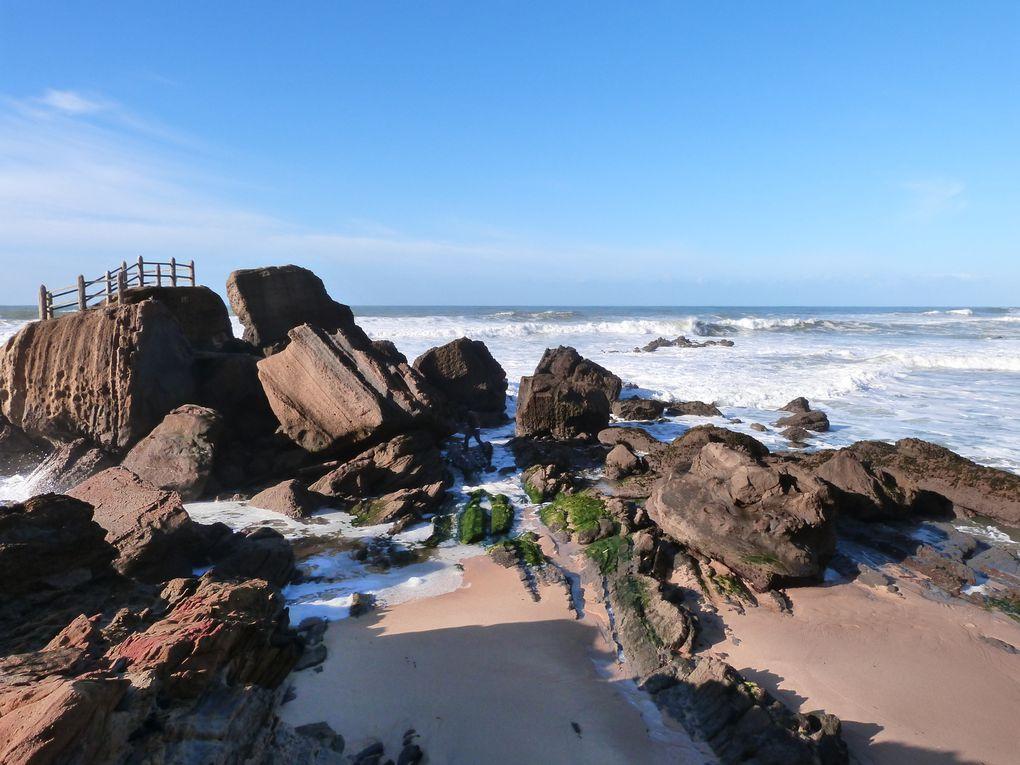 Les plages de Torres Vedras