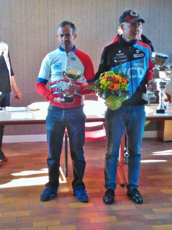 très bon  résultat de notre club à Moulineaux (place de 2 pour Régis 5 pour Emerick et 9 pour Denis)