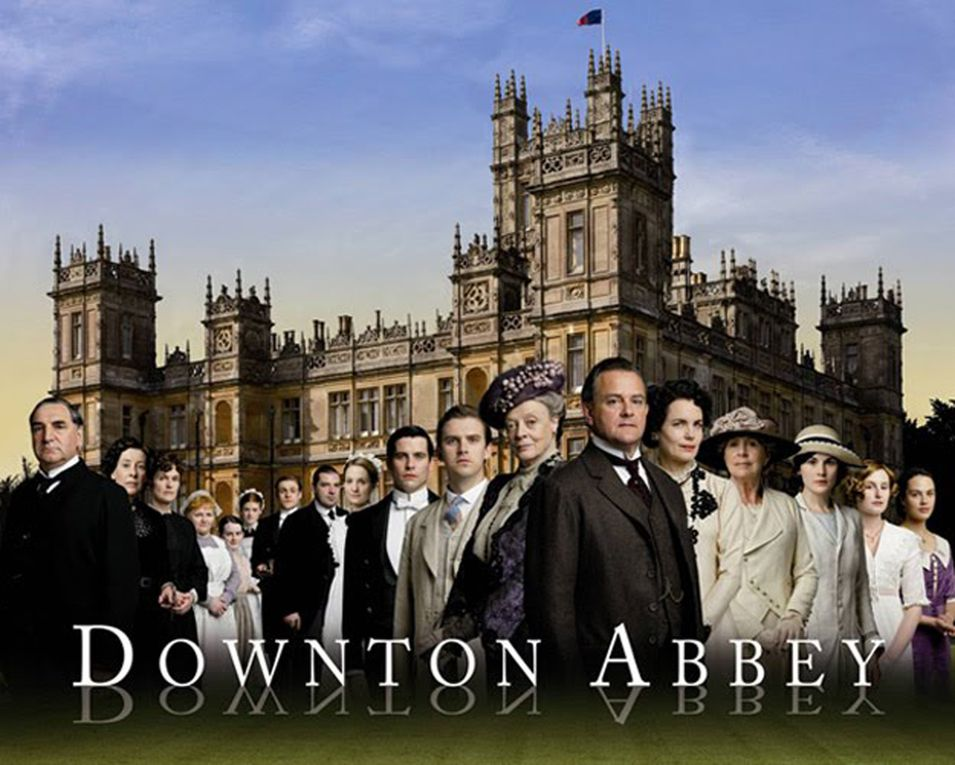 Downton Abbey de Julian Fellowes