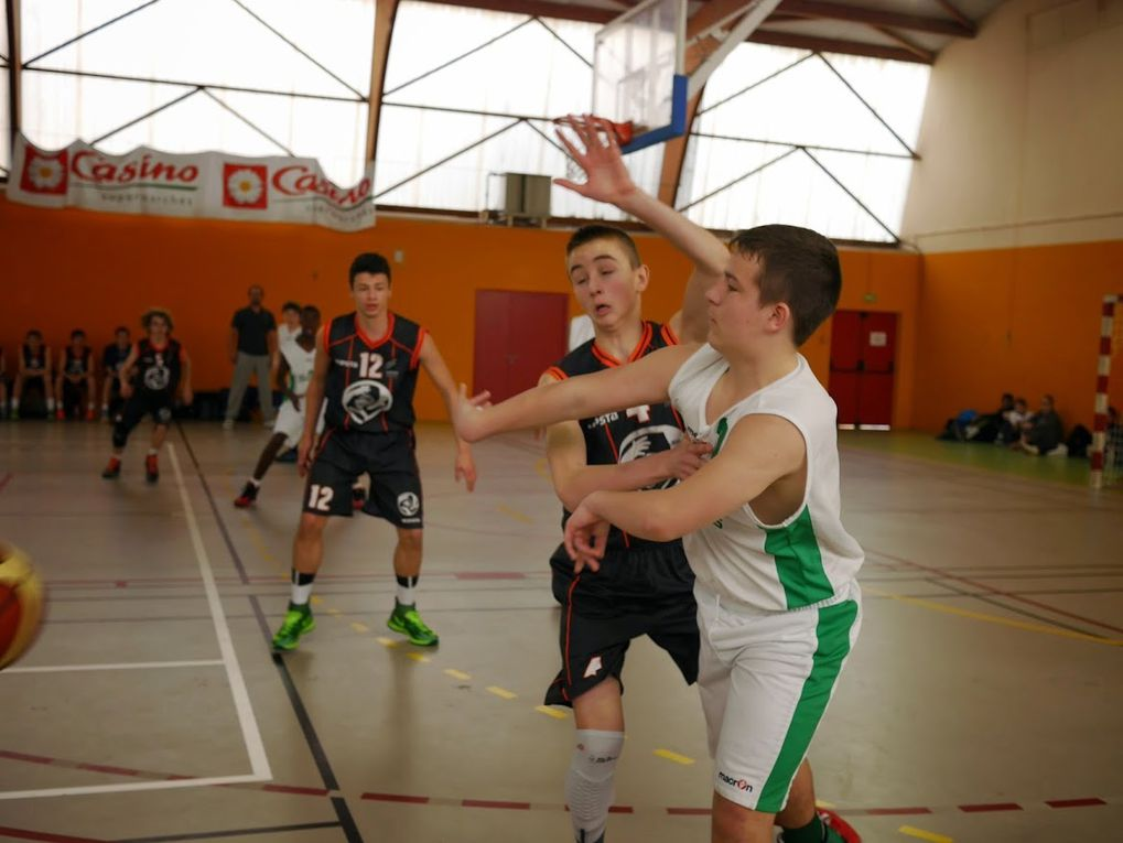 France basket minimes, les photos de l'UNSS