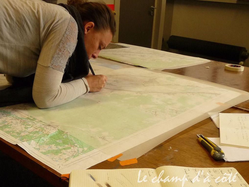 Workshop inter-écoles du paysage