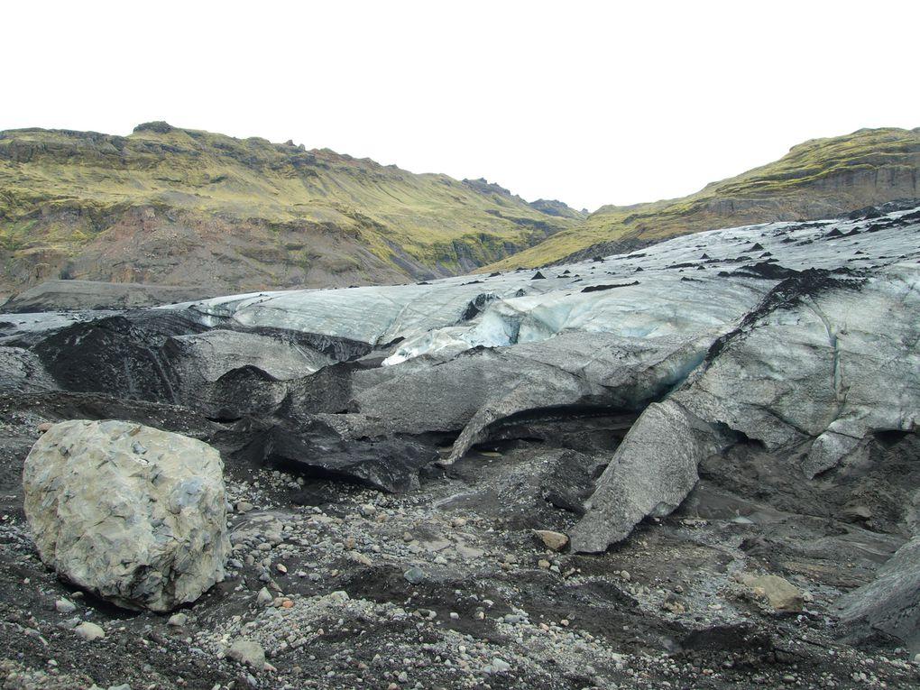 2eme jour : Reykjavik - Solheimajökull