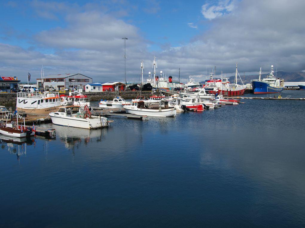 1er jour : Reykjavik