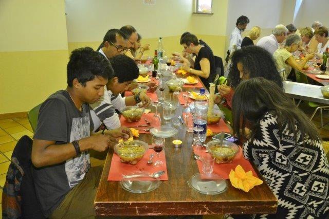 Repas paroissial du 21 septembre 2014