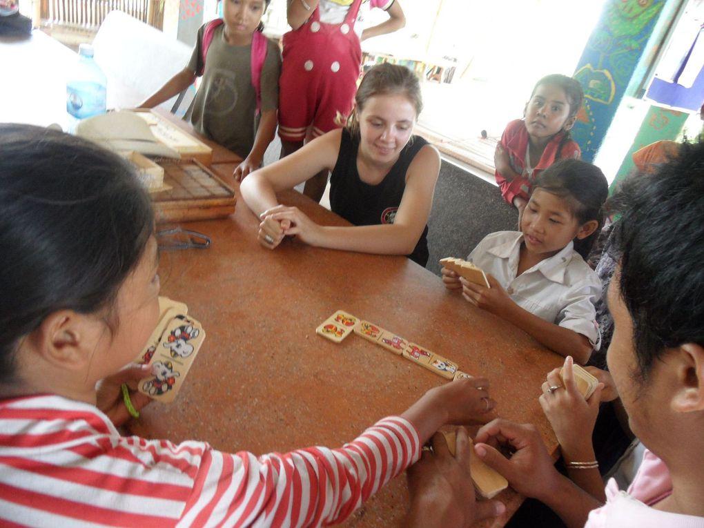 Souvenirs de notre voyage au Cambodge