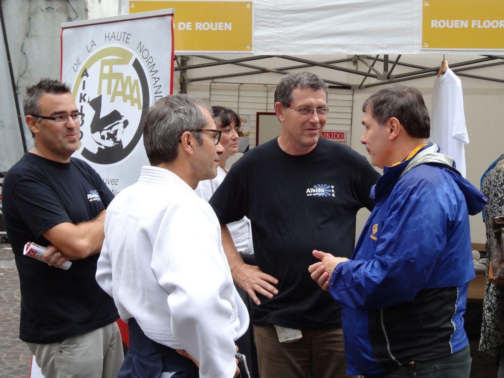 Quelques photos de la journée des associations de septembre 2014