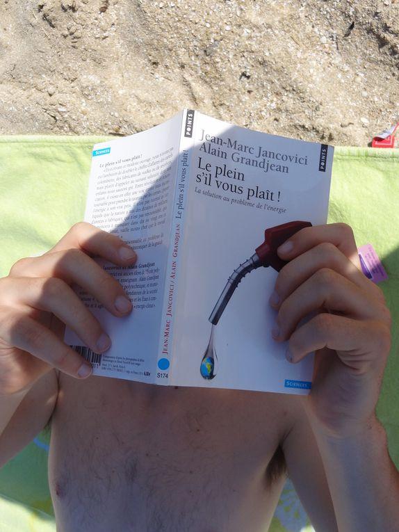 Les lectures de plage