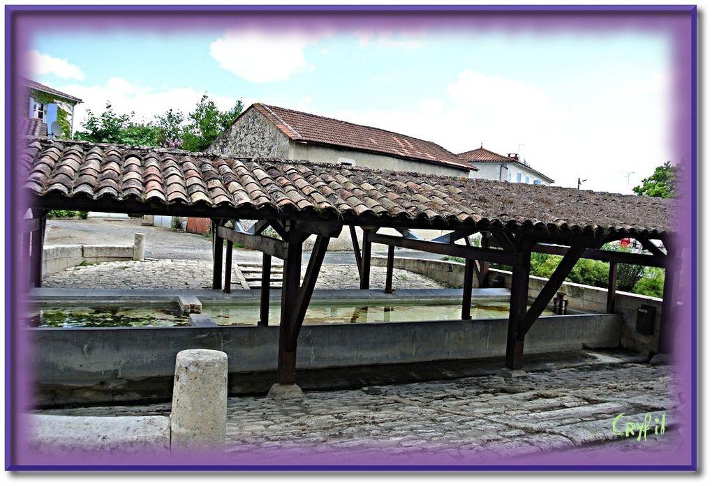 Illats, encore un joli village du bordelais