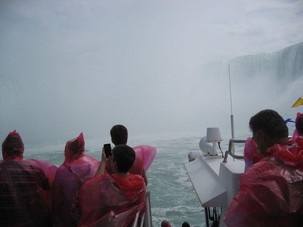 23 juillet - Niagara Falls