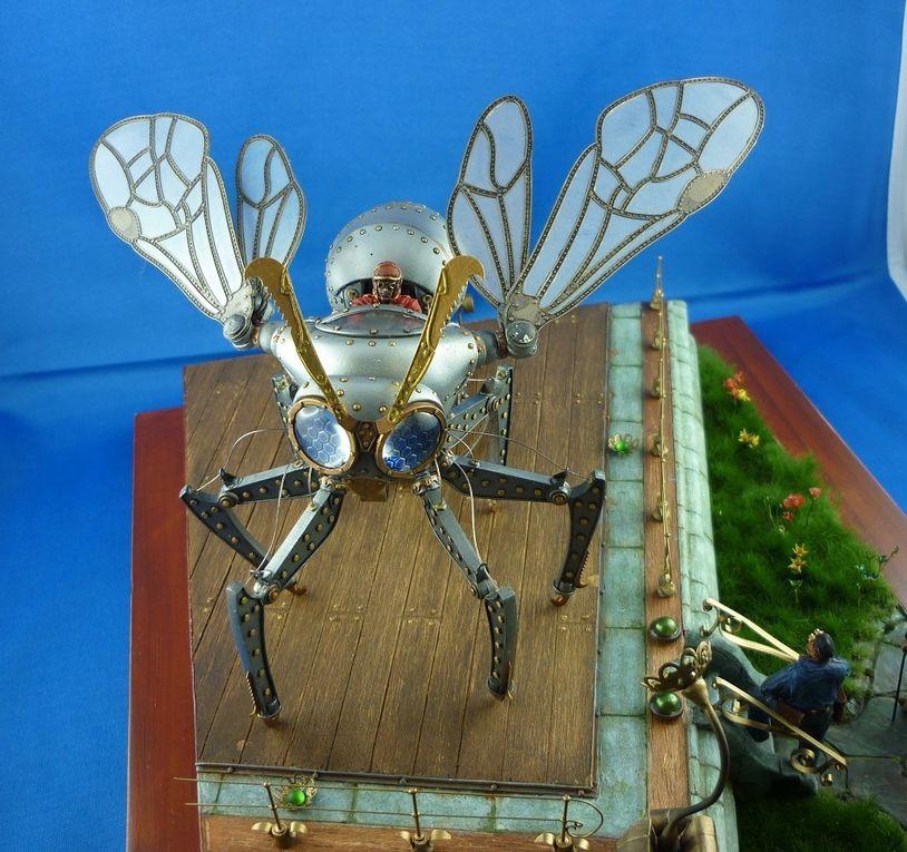 L'abeille mécanique