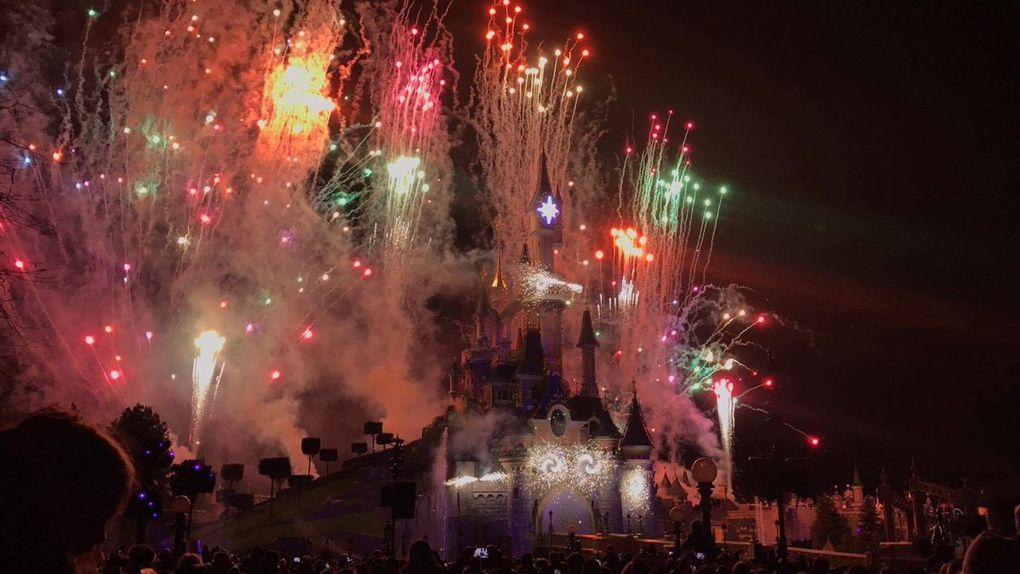Quelques images de ce nouveau spectacle Disney