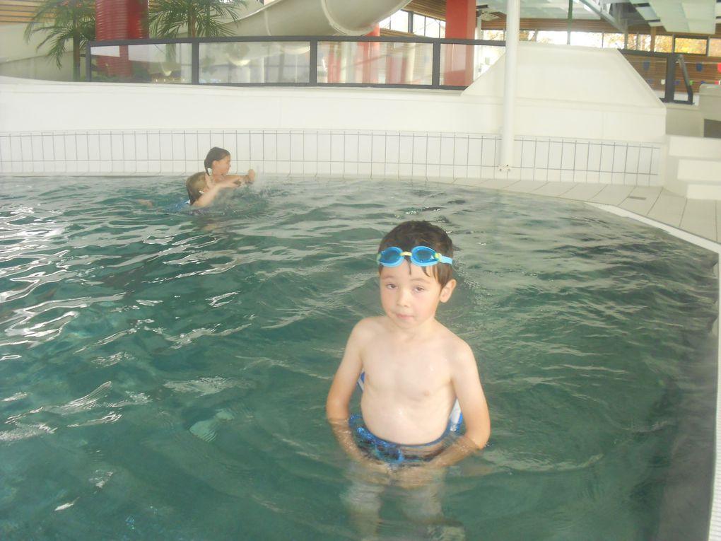 Séquence piscine  avec les GS-CP-CE1