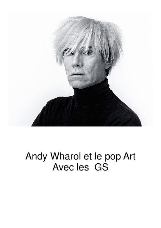 Andy Wharol en GS
