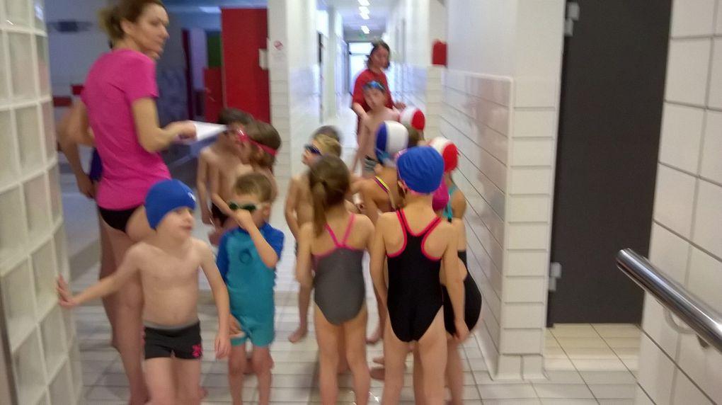 séquence piscine pour les GS-CP