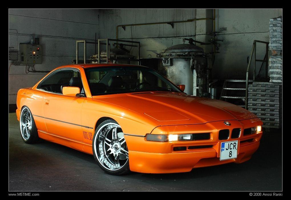 BMW 850i d'occasion - peut-être ma future voiture !