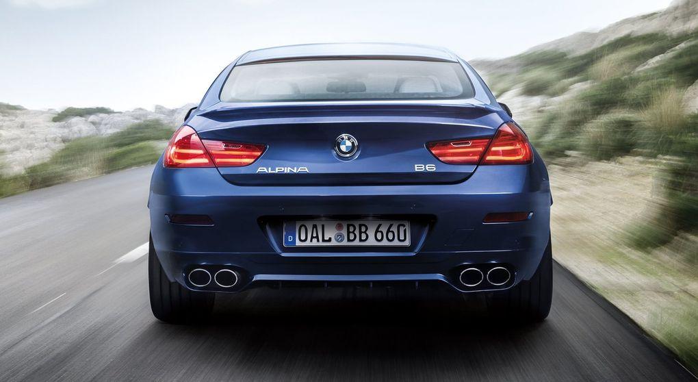BMW 650i xDrive Gran Coupé ... CHF 168'650.00 ...