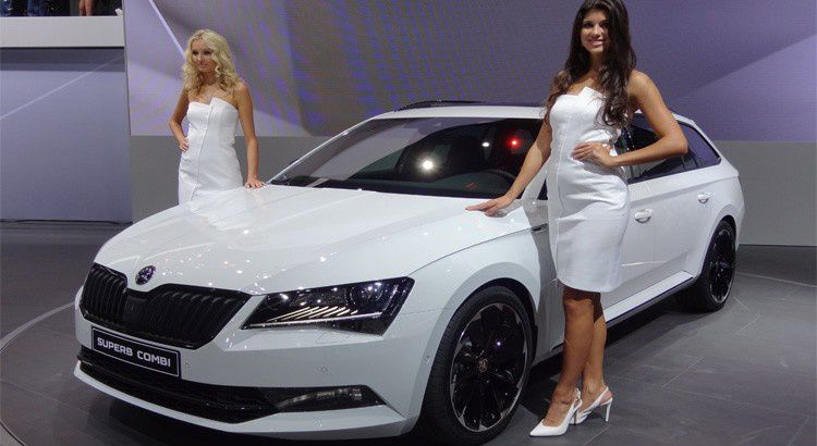 SKODA Superb break 280 CV