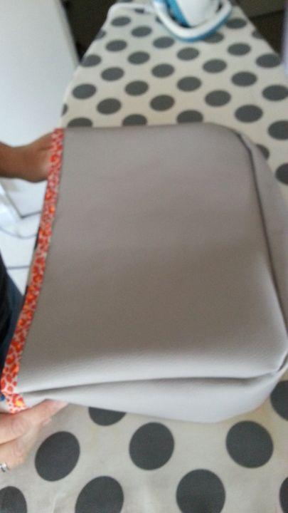 Fabrication d'un sac