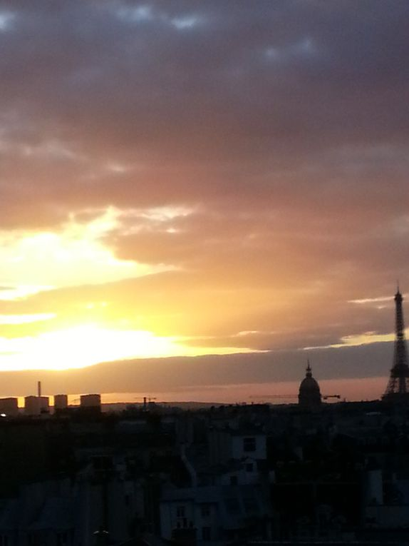 Jolies vues de Paris