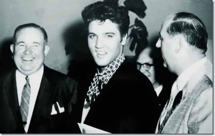 Elvis Presley 1957 et 1959