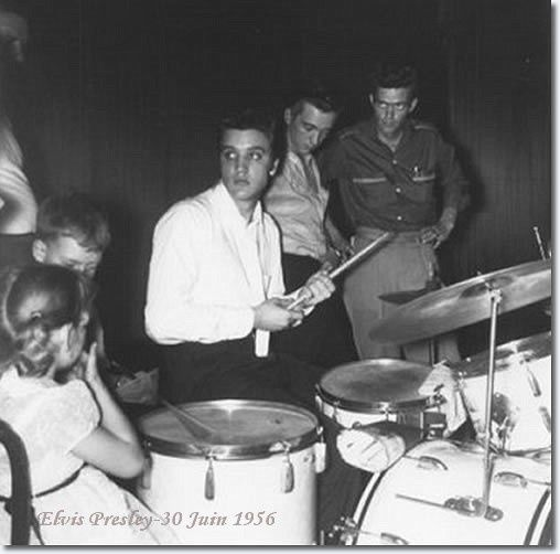 Photos Elvis Presley 1956