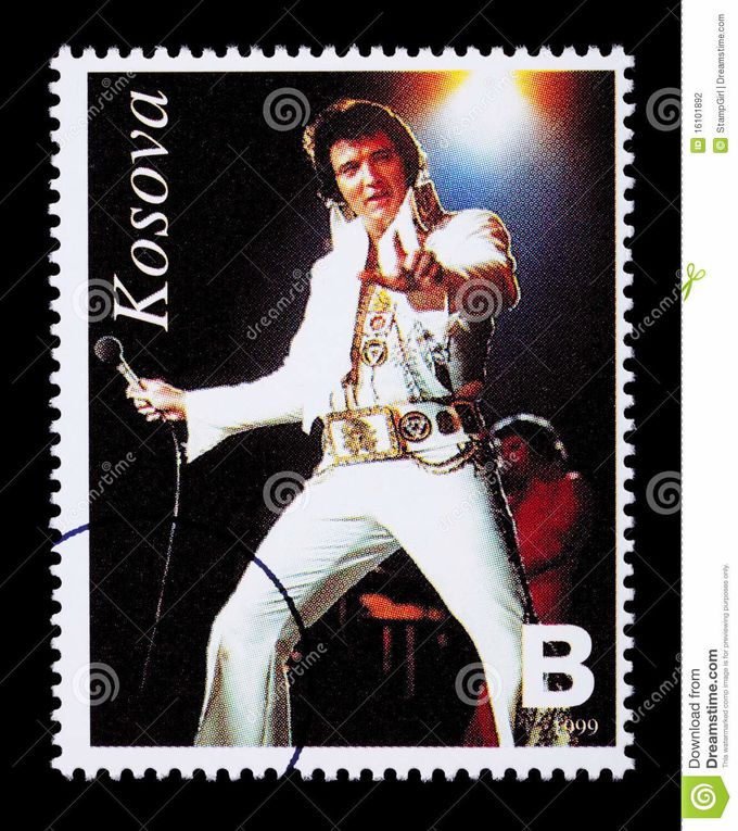 Timbres Elvis Presley