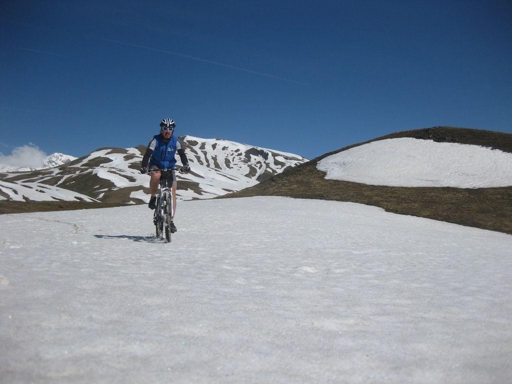Plateau d'Emparis - 17 mai.