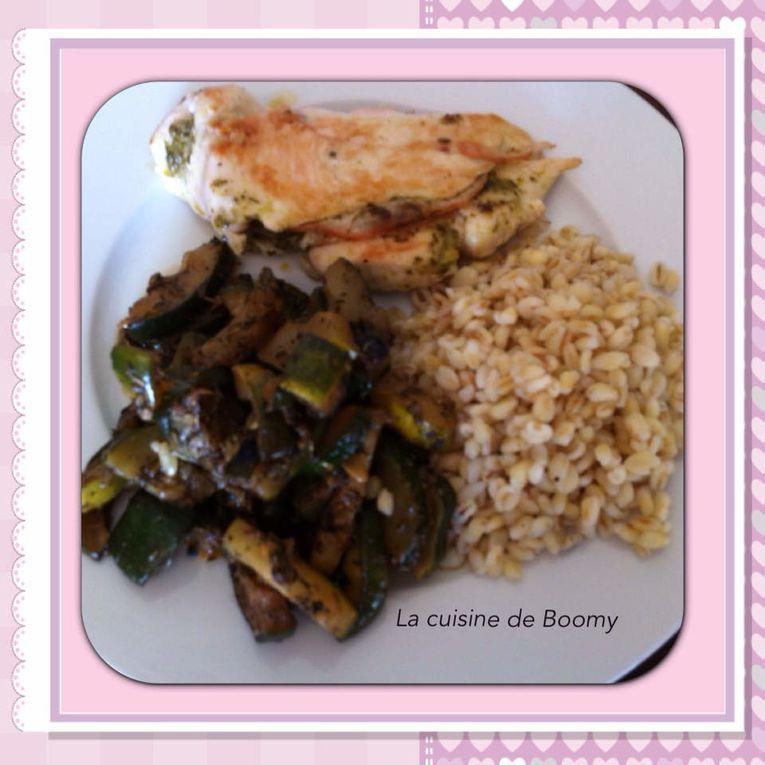 la cuisine de Boomy