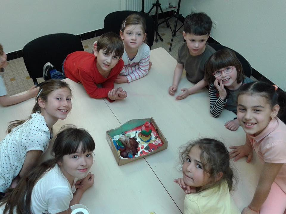 Ecole russe de Davaï
