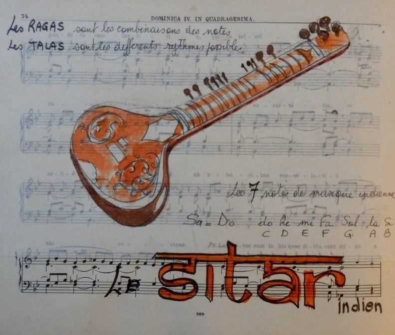 Album Périple en Inde du Sud
