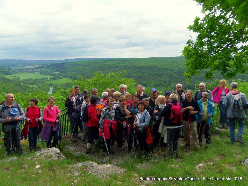 Visite des saints de la vallée de l'Ouche !