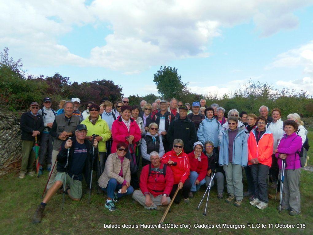 &quot&#x3B;Cadoles et Meurgers&quot&#x3B; de Hauteville lès Dijon(C.O)